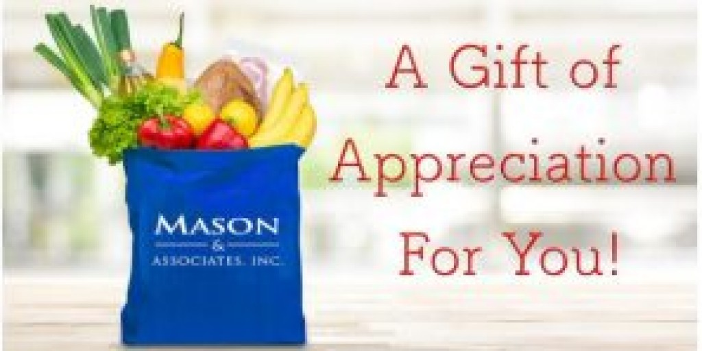 A Gift of Appreciation For You!