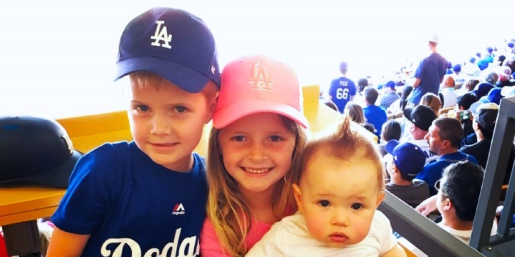 We Support Our L.A. Dodgers in World Series 2017! (Photos)